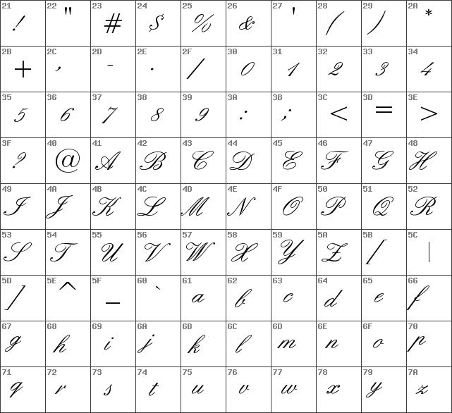 Download free English Regular font | dafontfree net