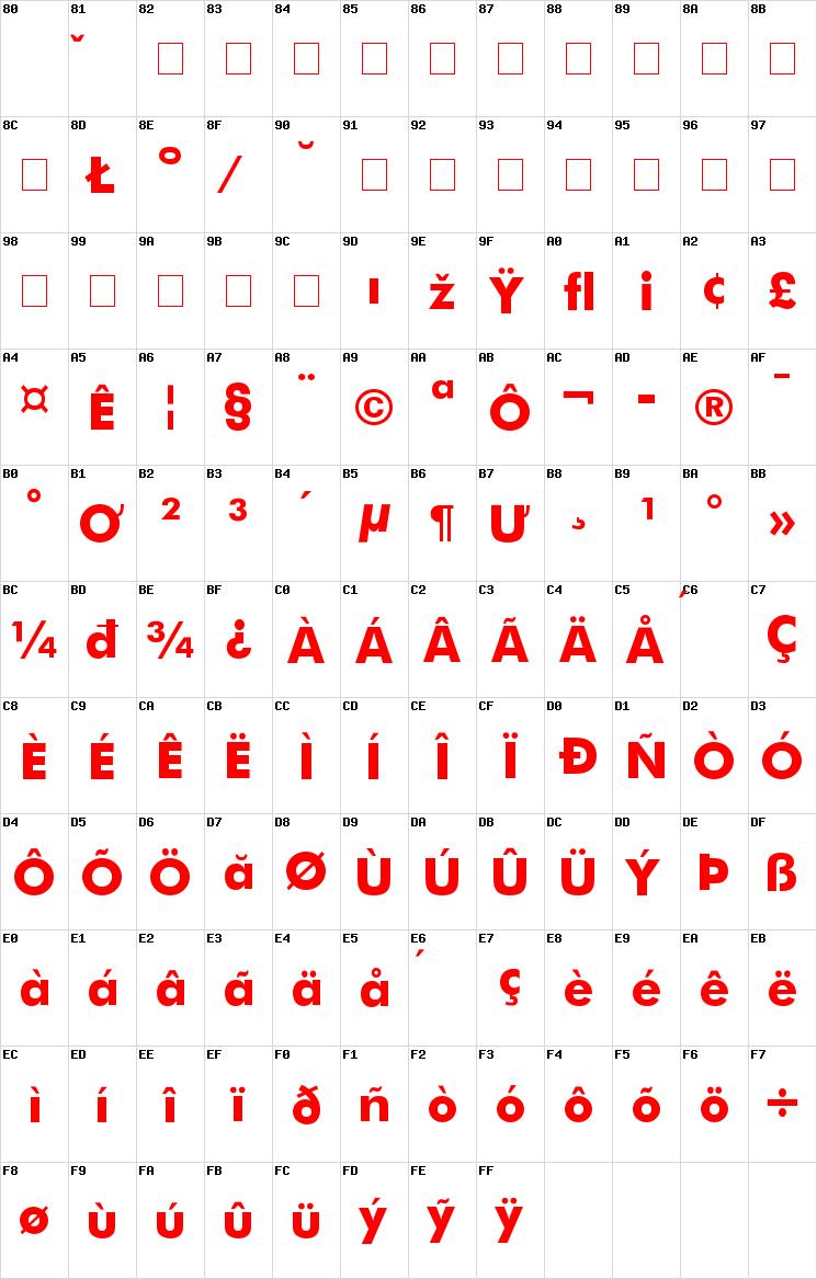 Download free Futura Bold font   dafontfree net