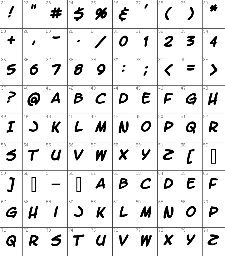 letteromatic