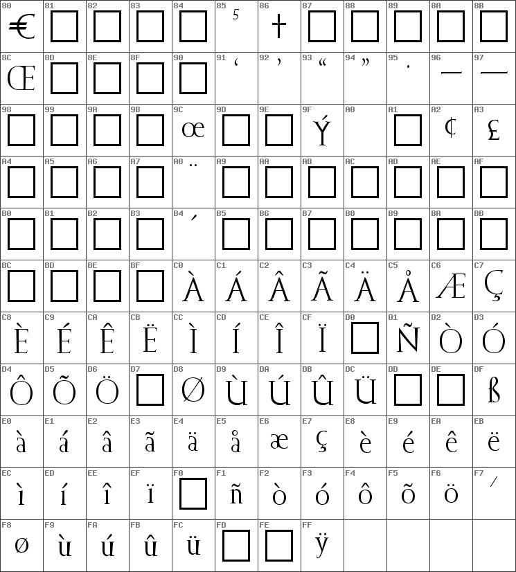 Download free Victoria Regular font | dafontfree net