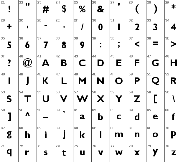 Download free Gill Sans MT Bold font | dafontfree net