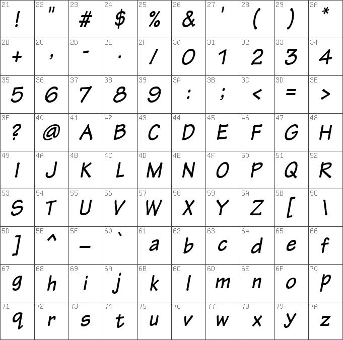 tekton pro font free mac