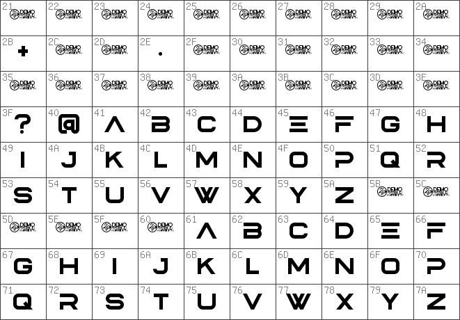 Download free Zilap Orion Personal Use Futuristic font   dafontfree net