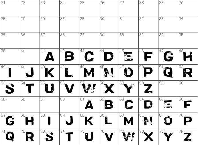 Download free Vtks MilkShake Regular font | dafontfree net