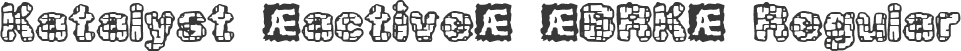 Katalyst [active] (BRK) Regular