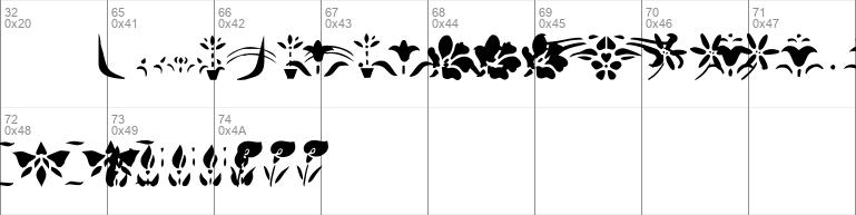 KR Fleur Flair Lines 2 Regular