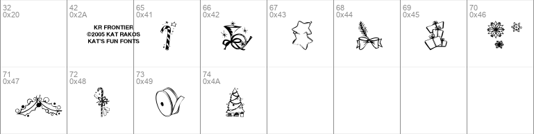 KR Christmas Jewels 2005 5 Regular