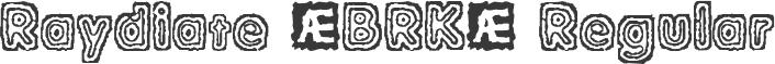 Raydiate (BRK) Regular
