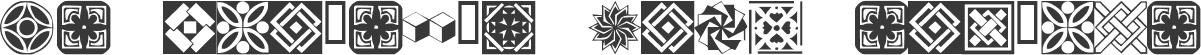 KR Fleurish Deco Regular
