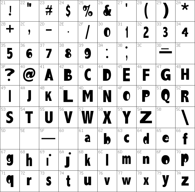 Free Abadi Mt Condensed Extra Bold Font Download