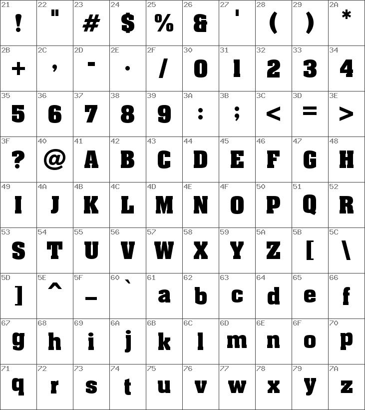 Download free Aachen BT Roman font | dafontfree.net