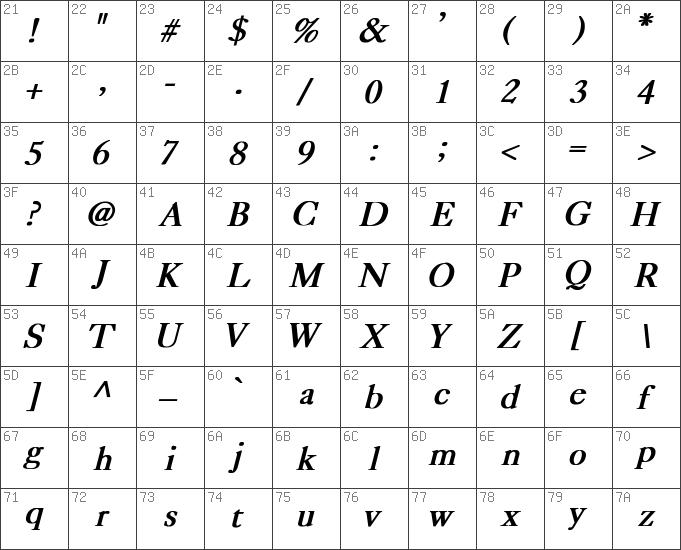 Download free Caslon Bold Italic font   dafontfree net