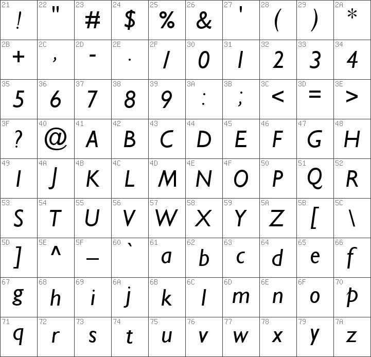 Download free Gill Sans MT Italic font | dafontfree net