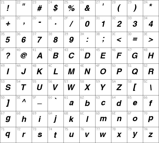 Download free helvetica bold oblique font | dafontfree. Net.