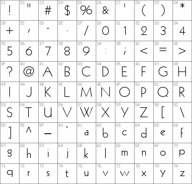 Download free Kabel Light font | dafontfree net