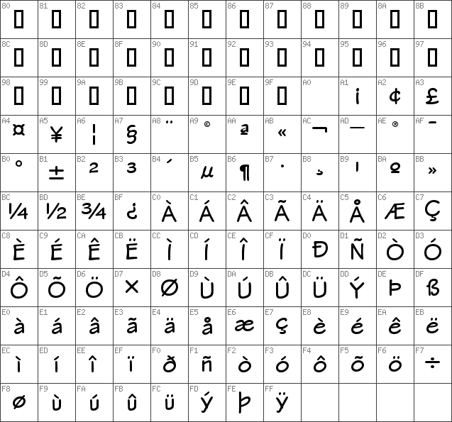 Download free Stylus ITC TT Bold font | dafontfree net