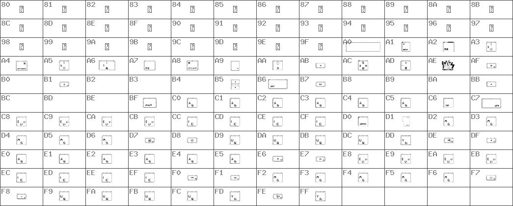 Download Free Apple Japanese Keyboard Regular Font Dafontfree