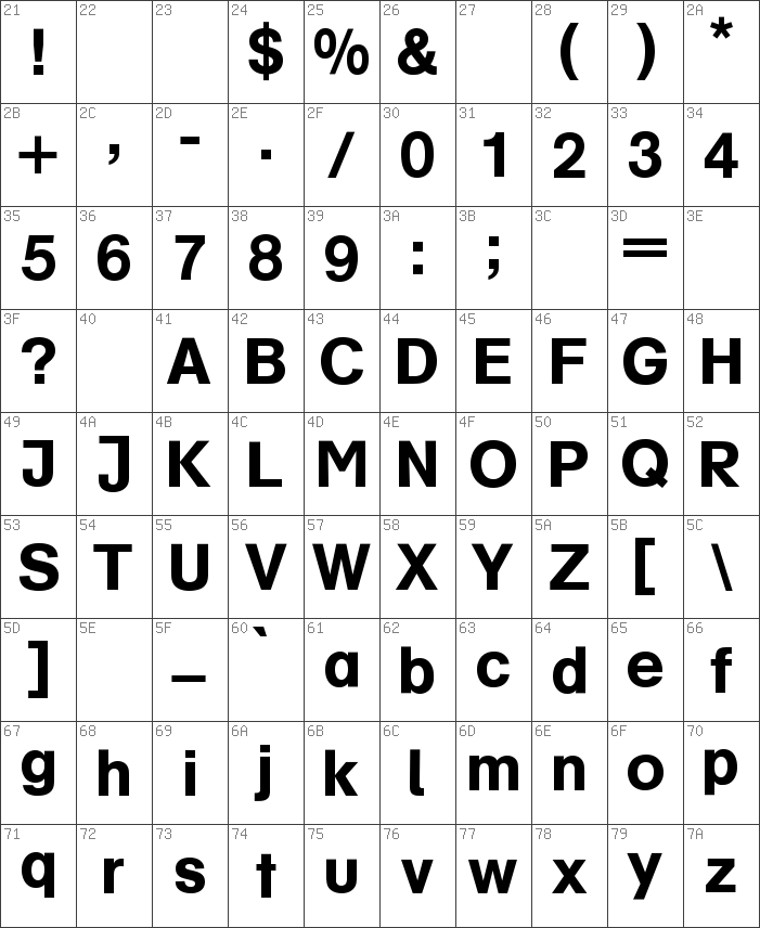 Download free AG Schulbuch BQ Regular font | dafontfree net