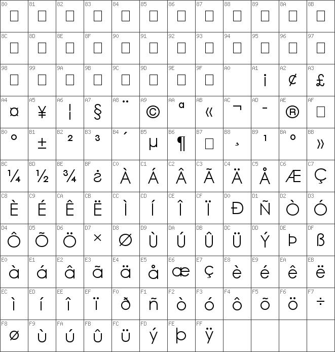 Greek Ttf Fonts Free Download