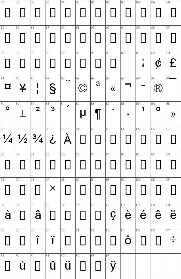 Download free Simplified Arabic Regular font | dafontfree net