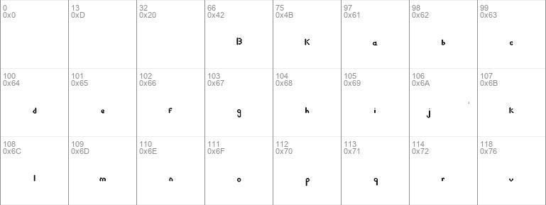Brigman_Font_1 Regular