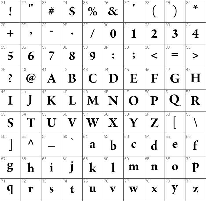 Download free Agmena Pro Bold font | dafontfree net