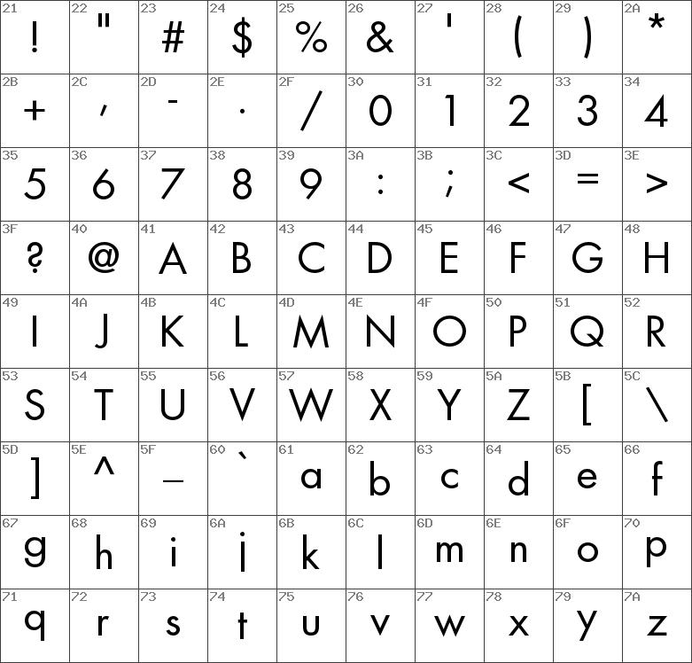 futura std book font free download