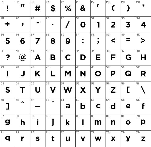 Download free Gotham Bold font   dafontfree net