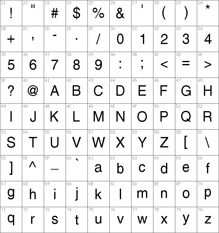 Helvetica inserat Fonts Free Download