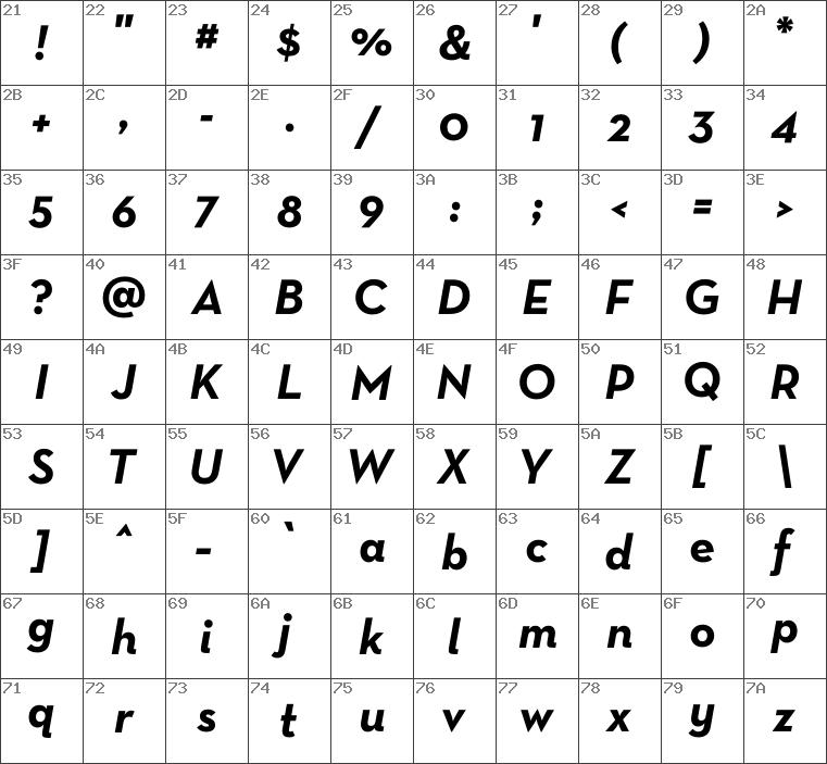 Download free Neutra Text Bold Italic font | dafontfree net