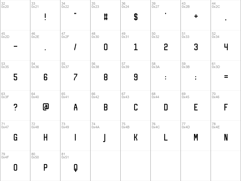 13/5Atom Sans Regular