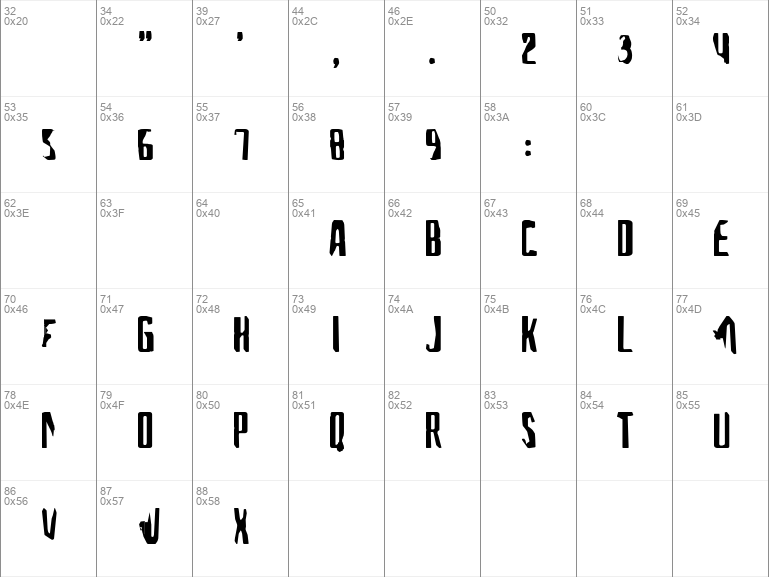 A Font For The Computer People Regular