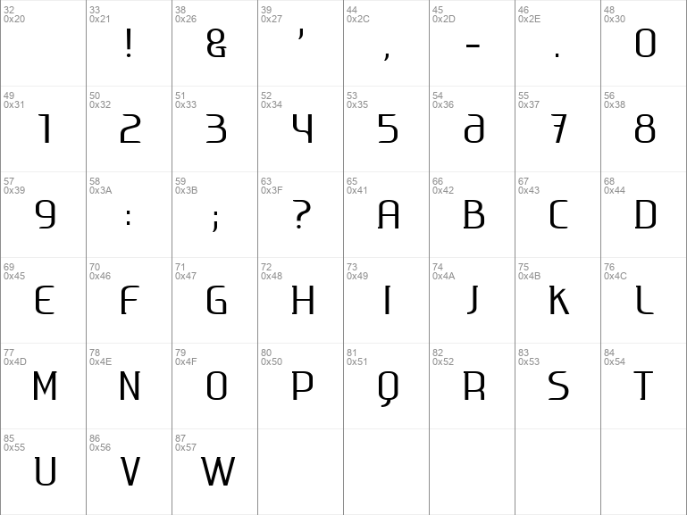 Ageone serif Ageone serif