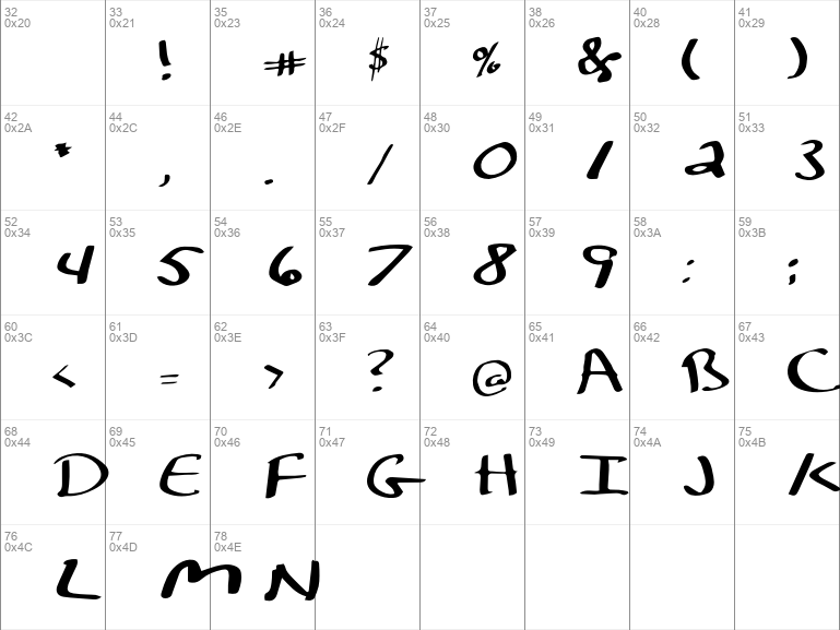 Kelley Calligraphy Regular