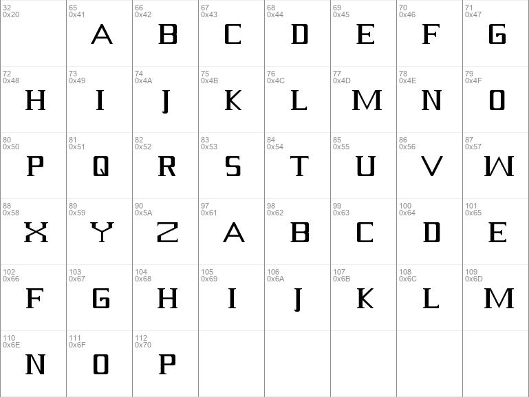 Serif? Regular