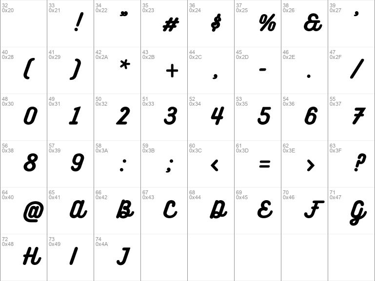 Bukhari Script Regular