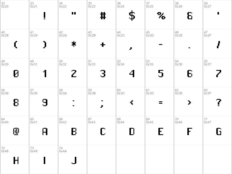 Pixel Operator HB Regular