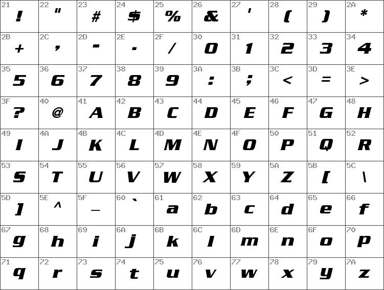 fonte serpentine serif ef bold italic