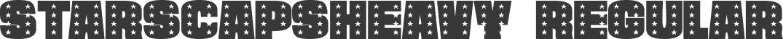 StarsCapsHeavy Regular