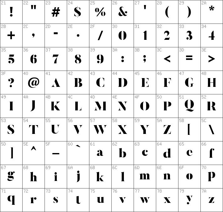 Black Butler Font