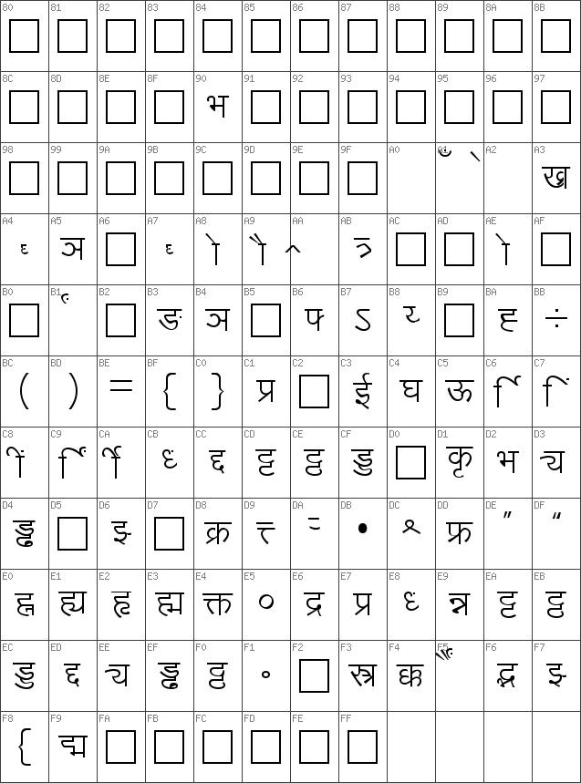Download free Kruti Dev 010 Regular font | dafontfree net