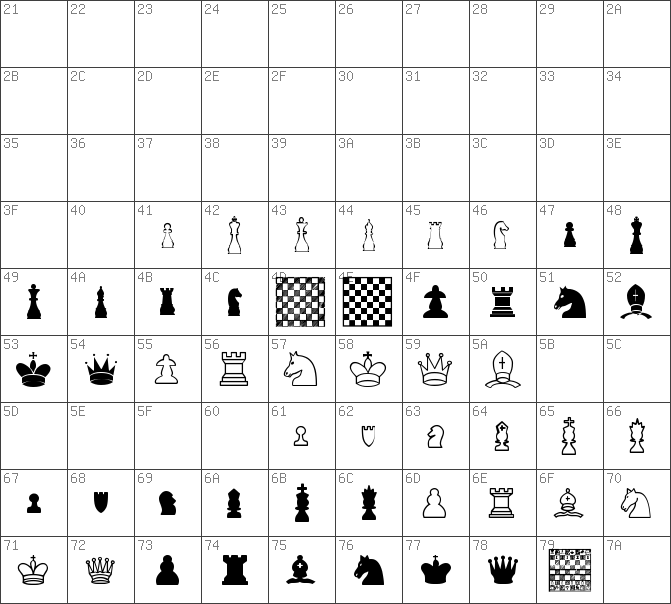 Chess TFB Regular