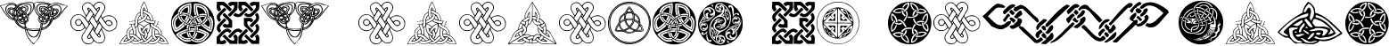 Celtic Elements IV Regular