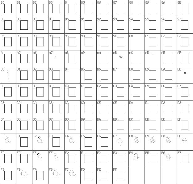 Download free Maternellecolor trace cursive Regular font