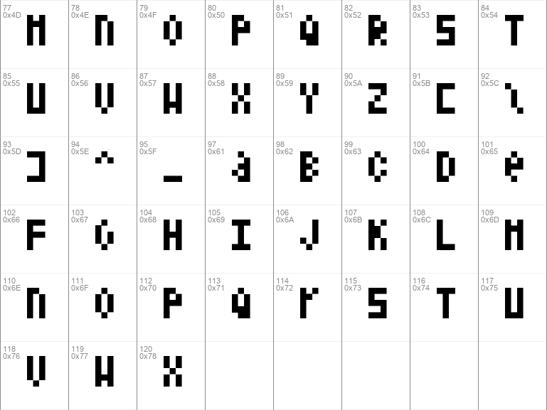 21177+ Free Unicode Truetype Font Pack For Fpdf File for Silhouette